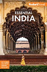 Written by locals, Fodor's Essential India is the perfect guidebook for those looking for insider tips to make the most out their visit to Delhi, Mumbai, and beyond. Complete with detailed maps and concise descriptions, this India travel guid...