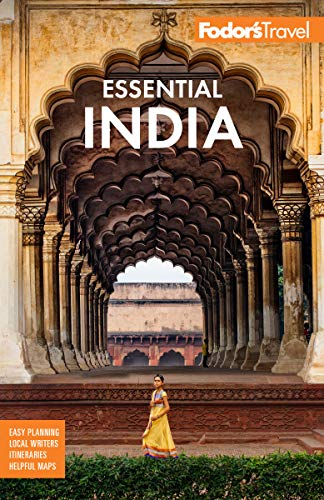 Fodor's Essential India: with Delhi, Rajasthan, Mumbai & Kerala (Full-color Travel Guide) (South India Map)