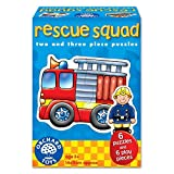 Rescue Squad 2-3 Piece Puzzles