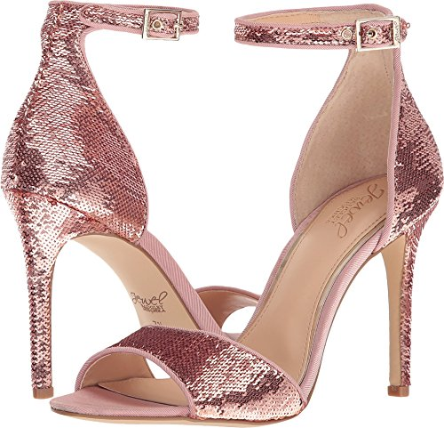 Badgley Mischka Jewel Women's Lorena Rose Gold 7.5 B US