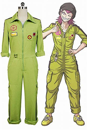 Super DanganRonpa Kazuichi Souda Cosplay (Fairy Tail Cosplay Costumes For Sale)