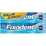 Fixodent Complete Denture Adhesive Cream 2.20 oz