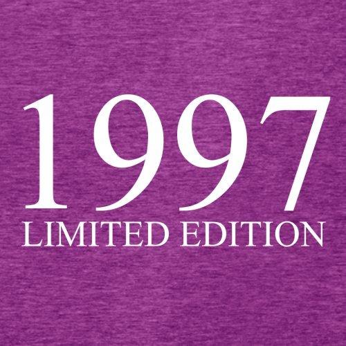 1997 Limierte Auflage / Limited Edition - 20. Geburtstag - Damen T-Shirt - Beere - S