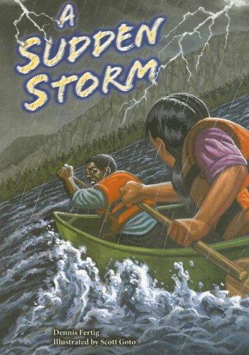 Download Steck-Vaughn Power Up!: Leveled Readers Grades 6 - 8 Sudden Storm, A ebook