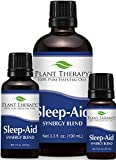 Sleep Aid Synergy Aphrodisiac Essential Oil Blend. 100% Pure, Undiluted, Therapeutic Grade. (Blend of: Mandarin, Ylang-Ylang, Valerian, Lavender and Neroli)