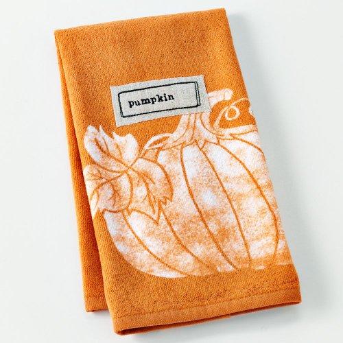 SONOMA life + style® Homestead Cotton Kitchen Towel - Happy (Chandelier Ham)
