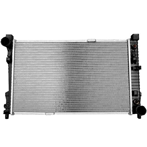 SCITOO 2337 Radiator fits for 2003-2007 Mercedes-Benz C230 Sedan 4-Door 1.8L 2001-2005 Mercedes-Benz C240 Sedan 4-Door 2.6L