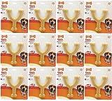 Nylabone Dura Chew Wishbone Original, Wolf 6'' 12 pk