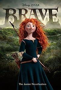 Brave Junior Novelization (Disney Junior Novel (ebook))