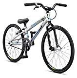 """Best Mongoose Bike Cables - Mongoose Title Mini 20"""" Boy's Bicycle, Silver Review"""