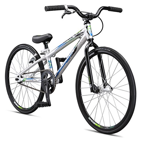 Amazon Com Mongoose Title Expert Bmx Race Bike For Beginner Riders