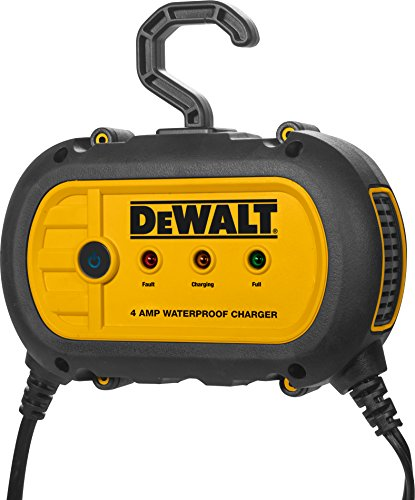 DEWALT DXAEWPC4 Professional 4 Amp Waterproof Automatic Battery Charger/Maintainer by DEWALT (Image #1)