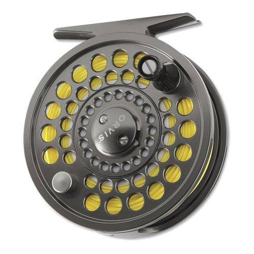 Orvis Battenkill Fly Reel Spare Spool - Black Nickel Size I