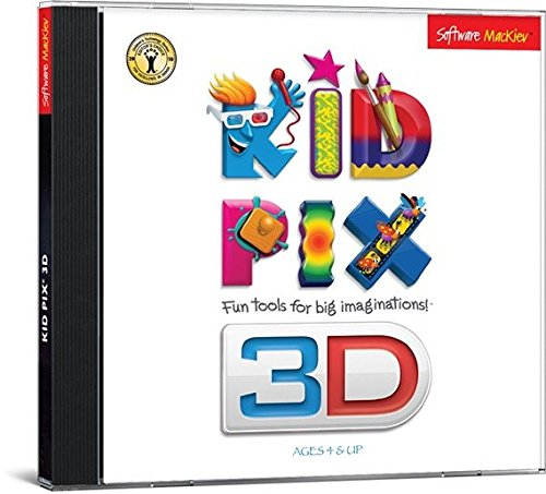 Kid Pix 3D - Family 3-Pack* (Mac + Win) by Software MacKiev