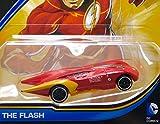 Hot Wheels, 2015 DC Comics Character Car, The Flash, 1:64 Scale