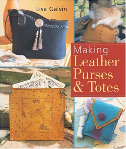 Making Leather Purses & Totes