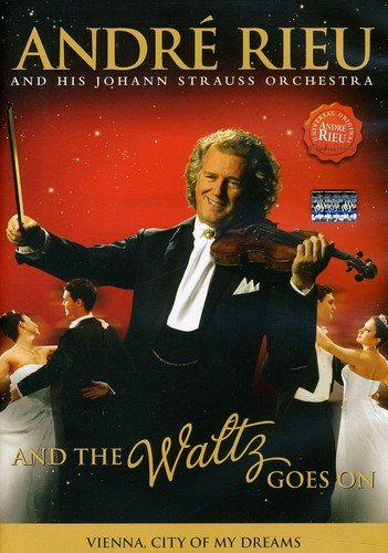Andre Rieu - And the Waltz Goes on (NTSC Region 0)