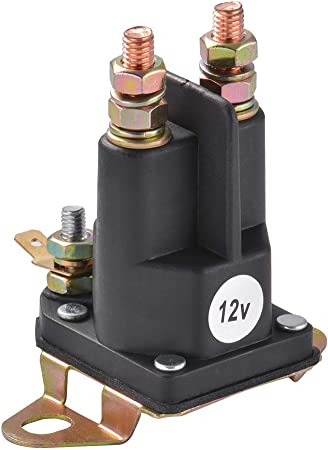 3 Poliges 12v Anlasserrelais Anlassermotor Für Mtd Cub Cadet Etc Kompatibel Mit 924285 Murray 33 331 Auto