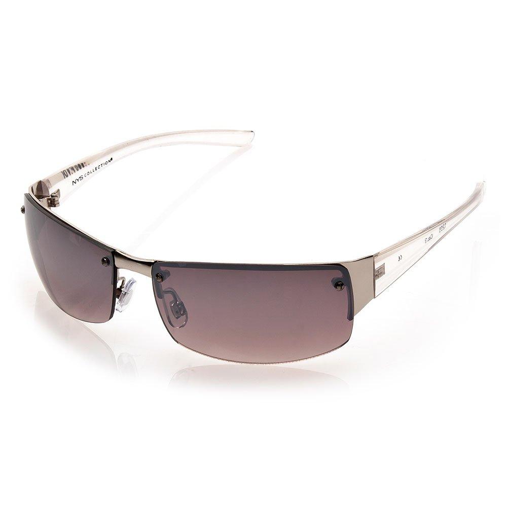52d178f34a Amazon.com  NYS Collection Eyewear King Street Sunglasses (Black ...