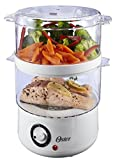 Cheap 5 Quart Electric Food Steamer Vegetable Healthy Kitchen Bowl Veggie Steam Cook
