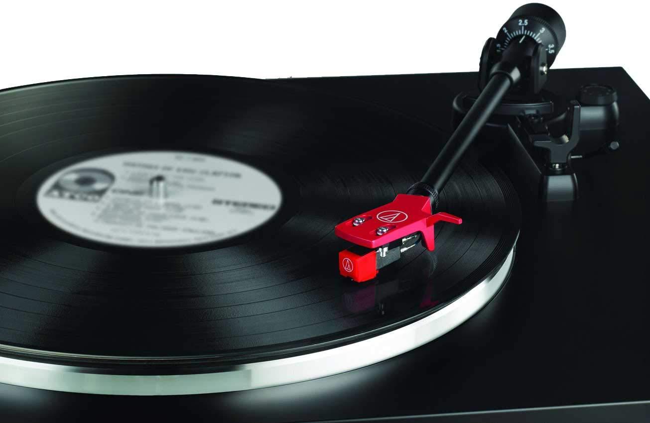 Audio-Technica - Tocadiscos AT-LP3: Amazon.es: Electrónica
