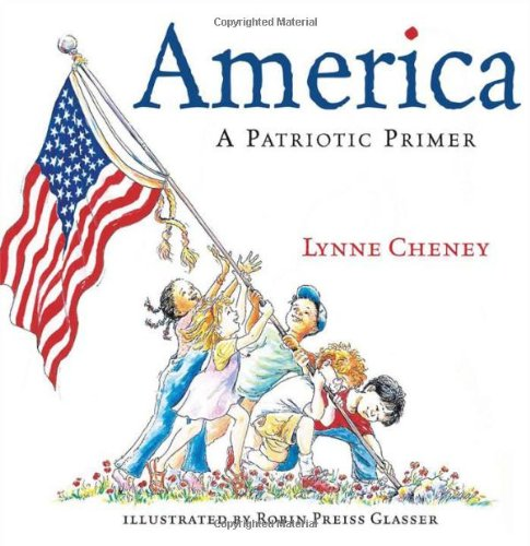 America : A Patriotic Primer by Simon & Schuster Books for Young Readers