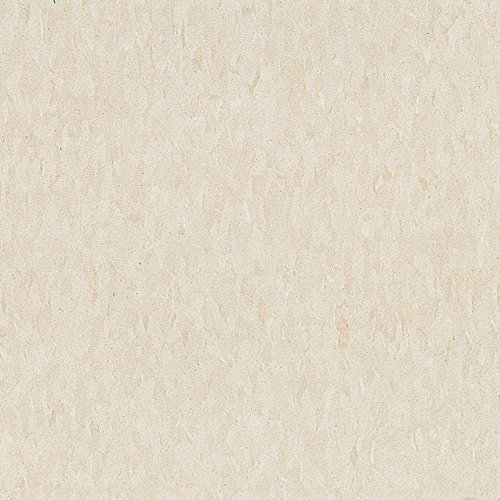 Armstrong Imperial Texture VCT 12 in. x 12 in. Antique White Standard Excelon Commercial Vinyl Tile (45 sq. ft. / ()