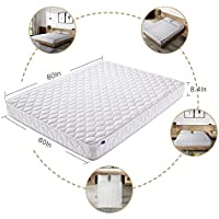 QINDE Memory Foam Mattress Ventilated 8 Inch Deeper Sleep Mattress