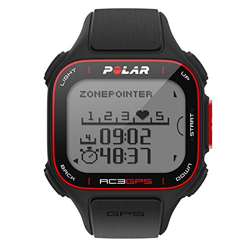 RC3 GPS Pulsometer 2015