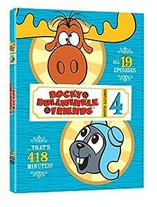Rocky & Bullwinkle & Friends: Season 4