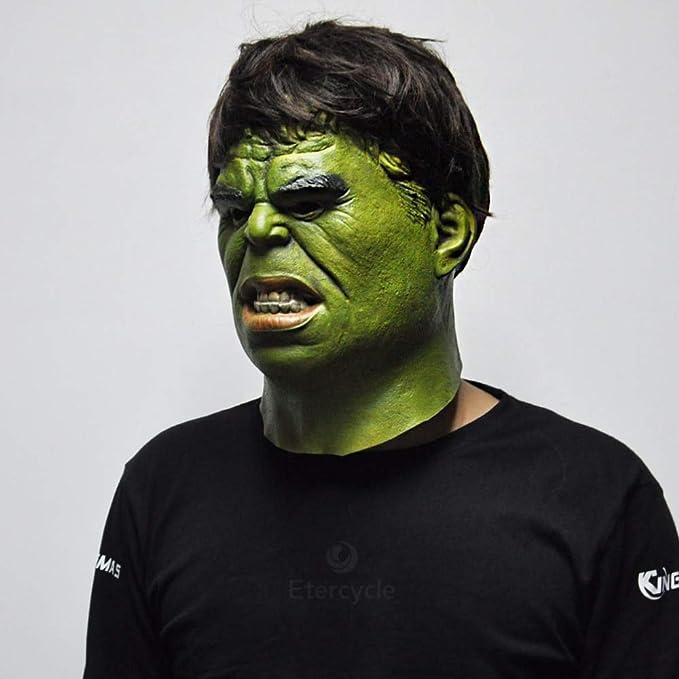 Las Máscaras Hulk Superhéroe Súbdito Película Cosplay ...