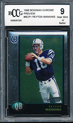 1998 Bowman Chrome Card - 2