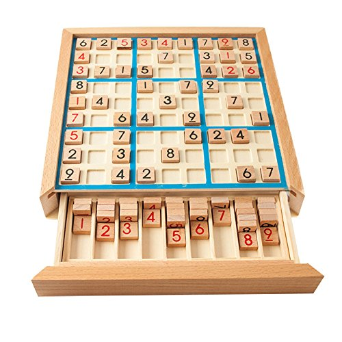 jigsaw puzzle board with drawers - 7