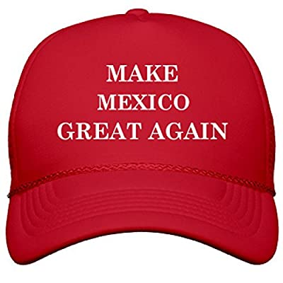 Make Mexico Great Again: OTTO Poly-Foam Snapback Trucker Hat