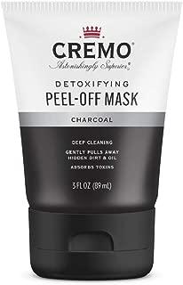 product image for Cremo Detoxifying Peel-Off Mask Activated Charcoal, 4 oz Cremo Detoxifying Peel-Off Mask, 3 Fl Oz