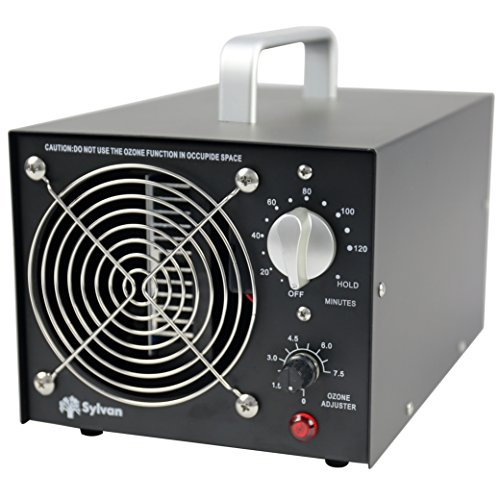 Sylvan Commercial Ozone Generator 7,500mg/hr Machine For Industrial Air Cleaning -