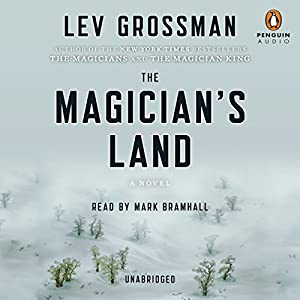 The Magician's Land Audiobook