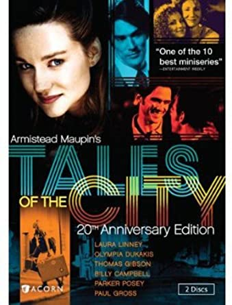 Amazon Tales Of The City 20th Anniversary Edition Laura