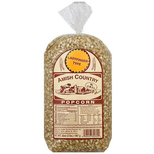 Popcorn Lady Finger Hulless Pkgs product image