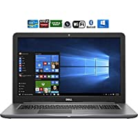 Dell Inspiron i5767-6370GRY 17.3 FHD 7th Gen i7 16GB Laptop, Gray, (Certified Refurbished)