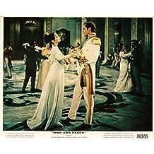 "War and Peace 1963 Authentic 8"" x 10"" Original Movie Still Audrey Hepburn Drama"