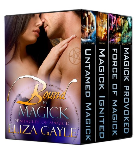 Bound by Magick 4-in-1 Box Set (Pentacles of Magick) (English Edition)