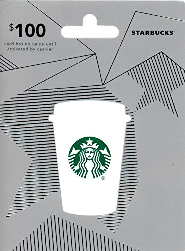 Starbucks $100 Gift Card