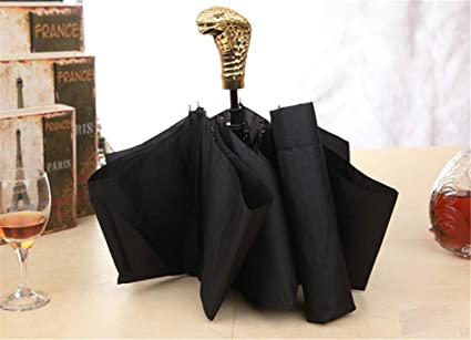 Costumes & Accessories Snake Rain Umbrellas Men Women Gold Bright Eyes Silver Pharaoh Cosplay Party Halloween Short Long Cobra Umbrella