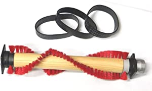 For ORECK XL Vacuums BEST Roller (1 brush & 3 belts)