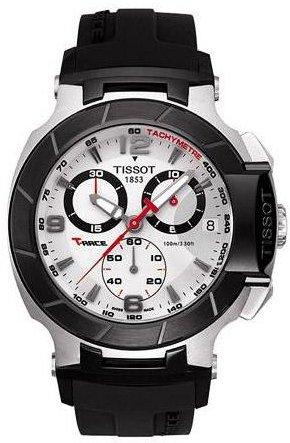 Tissot T-Sport T-Race Quartz Men's Watch