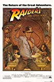 """Indiana Jones Raiders of the Lost Ark Movie Poster(size 27""""x40"""")"""