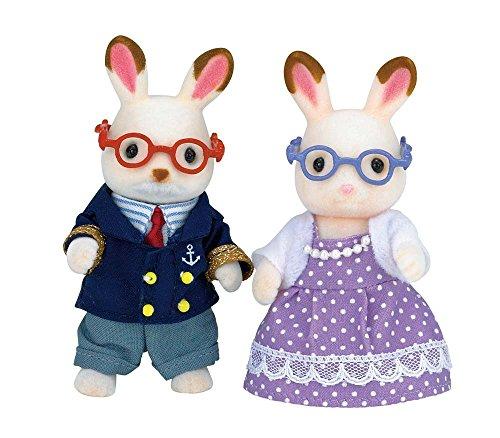 Calico Critters : Hopscotch Rabbit Grandparents