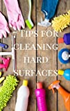 7 Tips for cleaning hard surfacesDid you know that talc can help you to remove oil stains from upholstery?Just let it work for 30 minutes and the stain disappears.Cleaning your home can be really boring when you do not know any good methods...