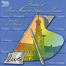 Rarities of Piano Music 2017 - Live Recordings from the Husum Festival
